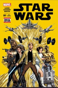 Star Wars #1 (5th Printing) (06.05.2015)