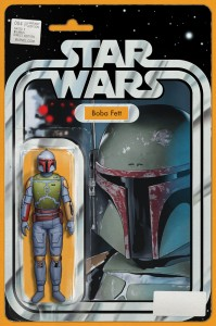 Star Wars #4 (Boba Fett Action Figure Variant Cover) (22.04.2015)