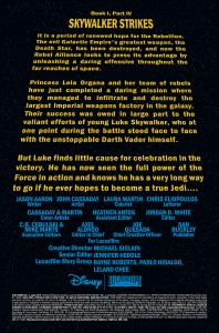 Star Wars #4 - Vorschauseite 1