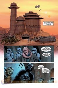 Star Wars #4 - Vorschauseite 2
