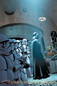 Star Wars #4 - Vorschauseite 3