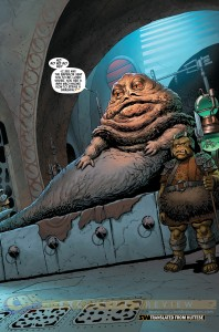 Star Wars #4 - Vorschauseite 4