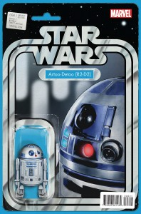 Star Wars #6 (Action Figure Variant Cover) (03.06.2015)