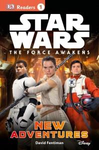 Star Wars: The Force Awakens: New Adventures (DK Readers Level 1) (18.12.2015)