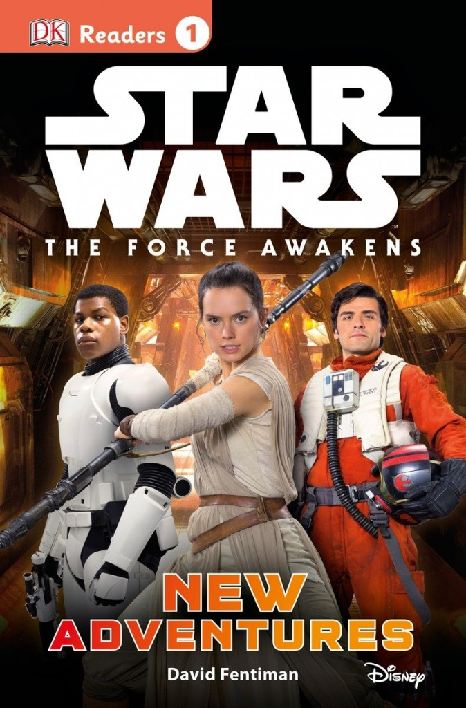 Star Wars: The Force Awakens: New Adventures (DK Readers Level 1) (18.12.2015)