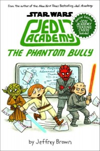 Jedi Academy 3: The Phantom Bully (B&N Exclusive) (30.06.2015)