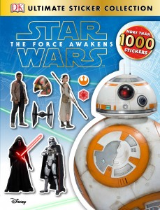 Star Wars: The Force Awakens: Ultimate Sticker Collection (18.12.2015)
