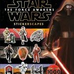 Star Wars: The Force Awakens: Ultimate Sticker Collection: Stickerscapes (04.09.2015)