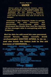 Darth Vader #4 - Vorschauseite 1