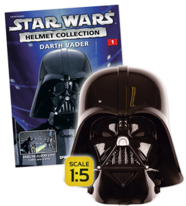 Ausgabe 1 der <em>Star Wars Helmet Collection</em>
