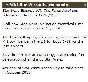 Neue Buchtitel Und Anzahl Der Geplanten Star Wars Filme Jedi