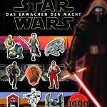 Star Wars: Das Erwachen der Macht: Das große Stickerbuch - Die neuen Helden und Raumschiffe (16.09.2015)