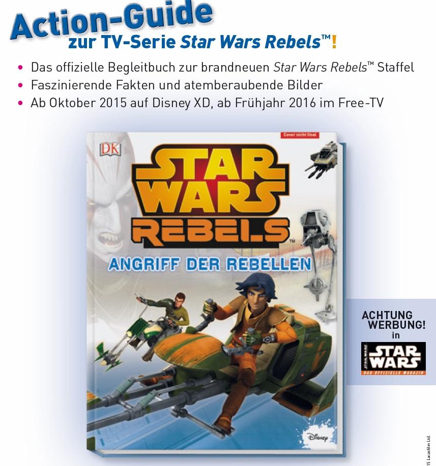 Angriff der Rebellen im DK-Katalog Herbst 2015