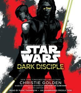 Dark Disciple (07.07.2015, Audio)