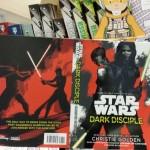 Umschlag von Dark Disciple
