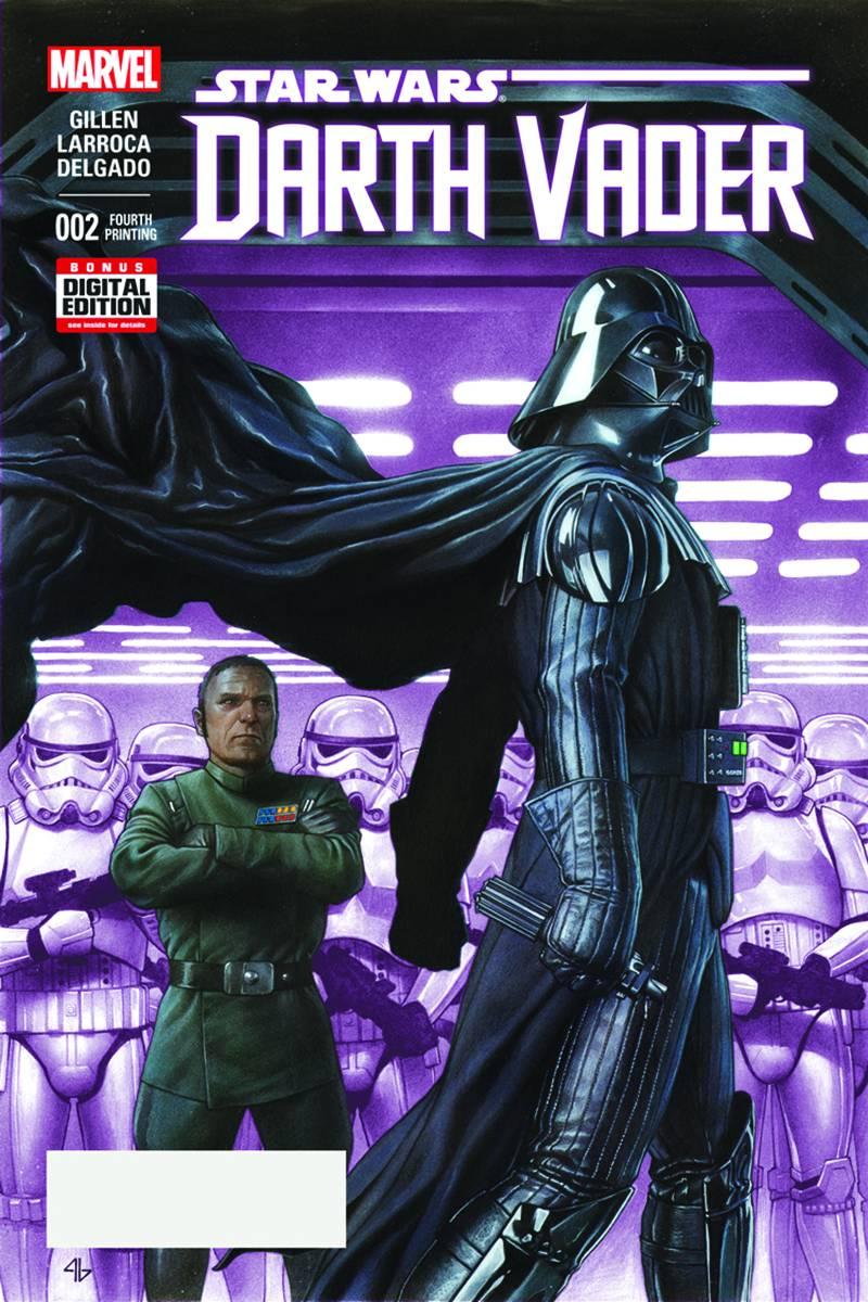 Darth Vader #2 (4th Printing) (24.06.2015)