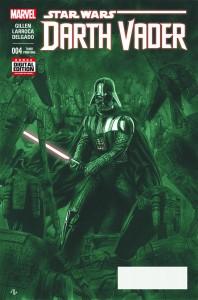 Darth Vader #4 (3rd Printing) (24.06.2015)