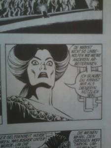 Die Sprechblase - Frau Tarkin