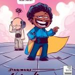 Lando #1 (Skottie Young Variant Cover) (08.07.2015)
