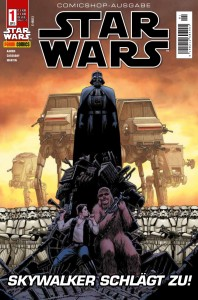 Star Wars #1 (Comicshop-Cover) (26.08.2015)