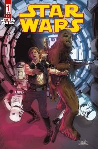 Star Wars #1 (Variantcover B von Renato Guedes) (22.08.2015)