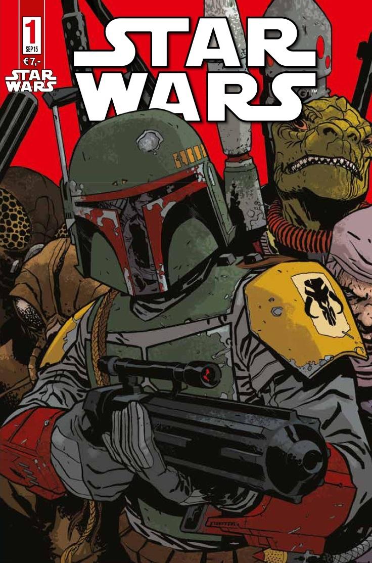 Star Wars #1 (Variantcover C von Ramón K. Pérez) (22.08.2015)