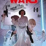 Star Wars #1 (Variantcover D von Paul Renaud) (22.08.2015)