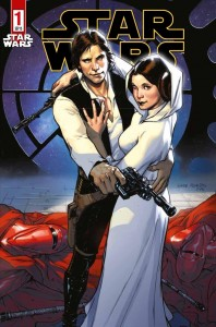Star Wars #1 (Variantcover E von Sara Pichelli) (22.08.2015)