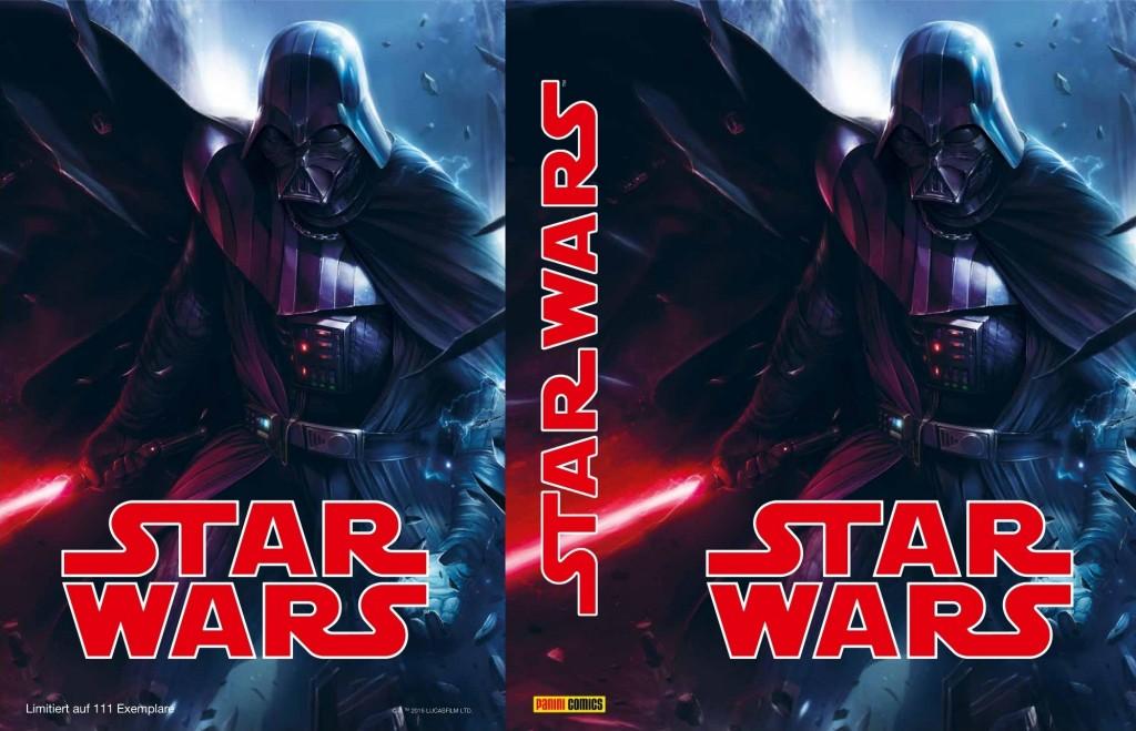 Star Wars #1 Variantcover-Sammelbox (22.08.2015)