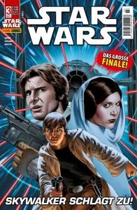 Star Wars #3: Skywalker schlägt zu!, Teil 3 (21.10.2015)