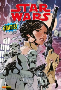 Star Wars (Gratisheft zum Star Wars-Comic-Tag 2015) (22.08.2015)