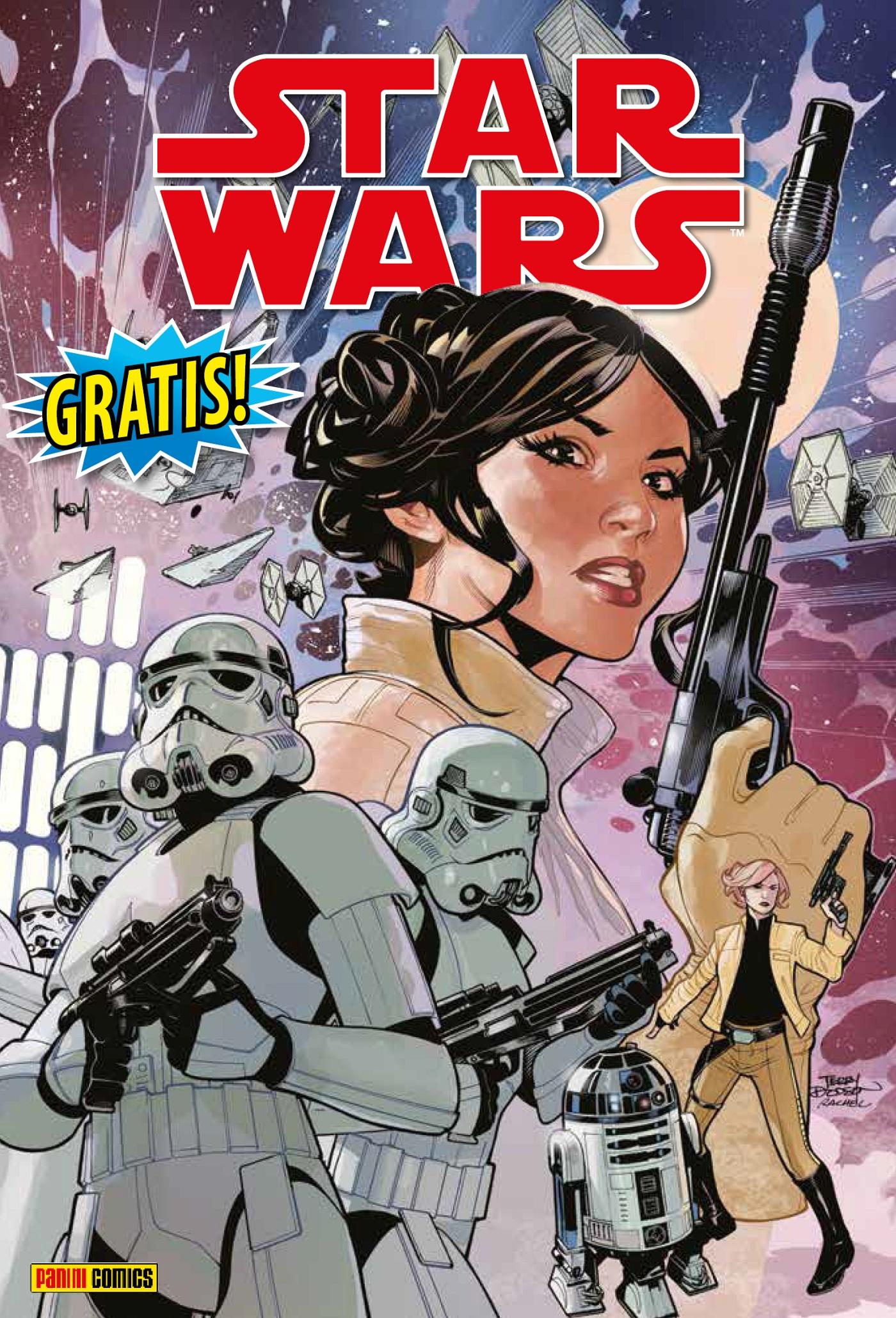 Star Wars (Gratisheft zum Star Wars-Comic-Tag 2015) (22.08.2015)