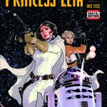 Princess Leia #3 (2nd Printing) (10.06.2015)