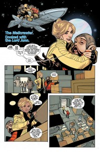 Princess Leia #4 Vorschauseite 2