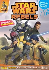 Star Wars Rebels (Kostenlose Leseprobe) (Mai 2015)