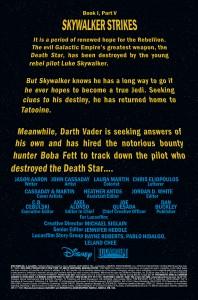Star Wars #5 Vorschauseite 1