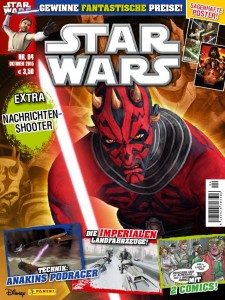 Star Wars Magazin #4 (16.09.2015)