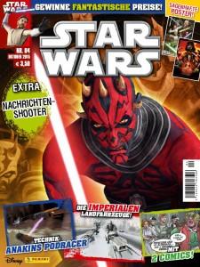 Star Wars Magazin #4 (16.09.2015)