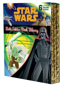 The Star Wars Little Golden Book Library (01.09.2015)