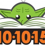 Star Wars Reads Day 2015 (Yoda-Logo)