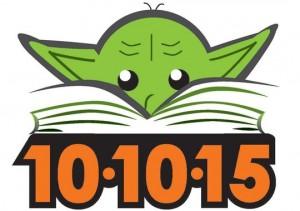 Star Wars Reads Day 2015 (Yoda-Logo)