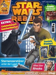 Star Wars Rebels Magazin #11 (28.11.2015)