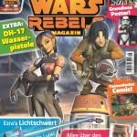 Star Wars Rebels Magazin #8 (05.08.2015)