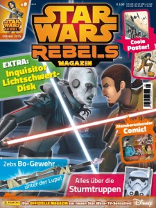 Star Wars Rebels Magazin #9 (02.09.2015)
