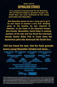 Star Wars #6 Vorschauseite 1