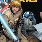Star Wars #6 (Humberto Ramos Mile High Comics Connecting Variant Cover) (03.06.2015)