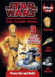 The Clone Wars: Press Out and Build (01.10.2009)