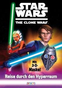 The Clone Wars: Reise durch den Hyperraum - mit 3-D-Maske! (Oktober 2009)