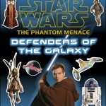 Star Wars: The Phantom Menace: Ultimate Sticker Book: Defenders of the Galaxy (19.01.2012)
