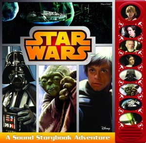 Star Wars: A Sound Storybook Adventure (15.09.2015)